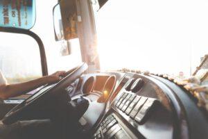 truckinterieur