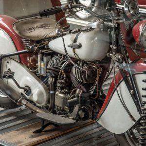 oldtimer motor rijklaar maken